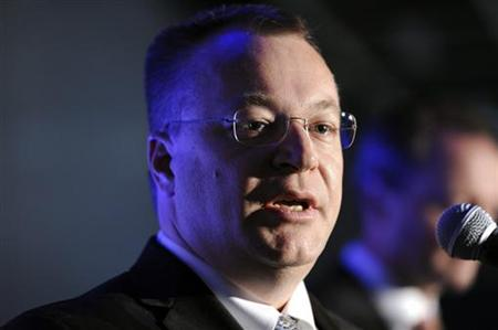 Nokia Windows 8 Tablets Already in the Works Hints CEO Stephen Elop