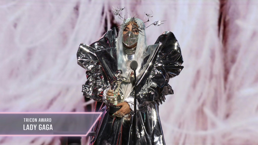 MTV VMAs 2020: Lady Gaga makes style statements with new ...
