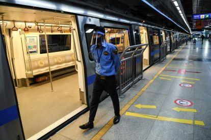 New Delhi Metro