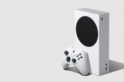 Microsoft unveils the Xbox Series S