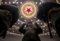 China celebrated all but banishing the virus