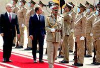 Iraq's President Barham Saleh