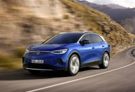 Volkswagen ID.4 electric crossover SUV heading stateside