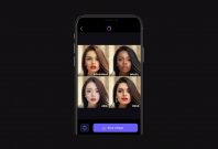 Gradient AI Face feature described as racist