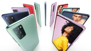 Samsung announced the Galaxy S20 Fan Edition