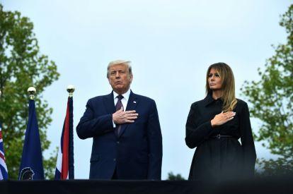 Donald, Melania Trump test positive for COVID-19
