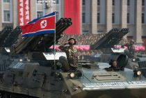 North Korea to stage huge parade Saturday