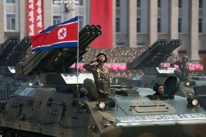 North Korea to stage huge parade Saturday