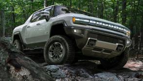 GMC unveils the Hummer EV pickup truck