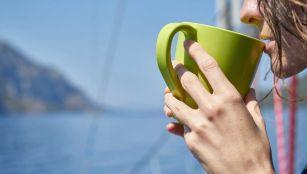 Coffe And Green Tea