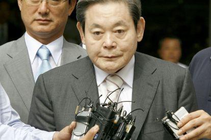 Lee-Kun-Hee dead
