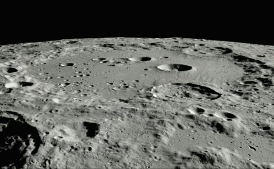 Moon may have more water