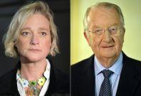 Belgium's former King Albert II has admitted