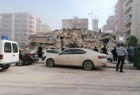 Turkey, Greece earthquake