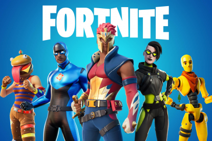 'Fortnite' on Xbox Series X and PS5