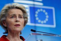 EU chief Ursula von der Leyen