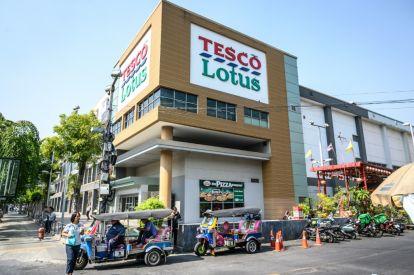 British retail giant Tesco