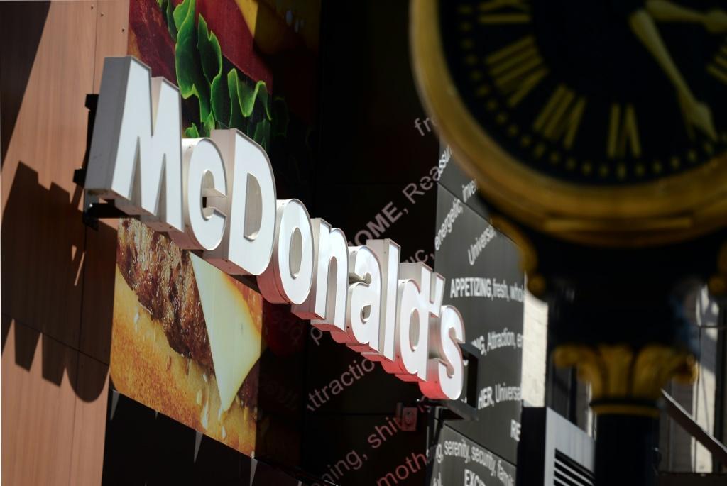 4-year-old orders 10 bags full of McDonald's using mum's phone