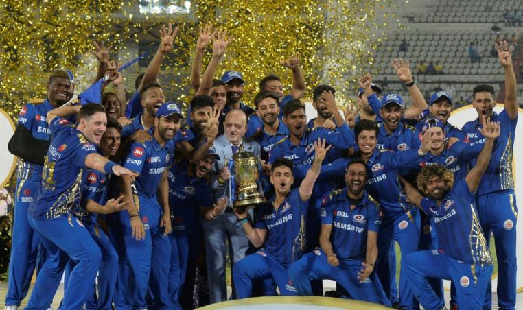 Mumbai Indians claim IPL fifth title