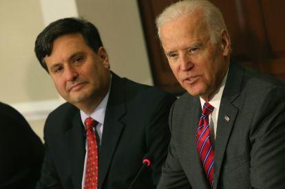 US President-elect Joe Biden, Ron Klain