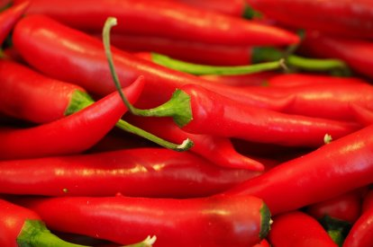 Chili Peppers and Longevity