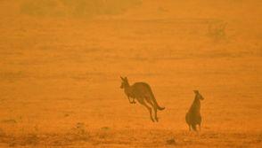 Climate change worsening Australia's extreme weather