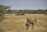 French Forces in Mali