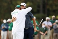 Masters winner Dustin Johnson