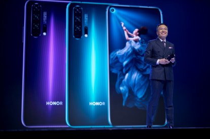 Huawei's Honor phones launch in 2019