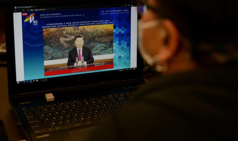 Xi Jinping's online address to APEC Summit