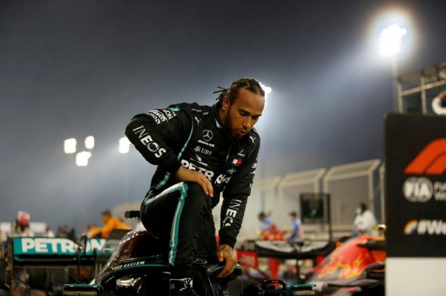 F1: Mercedes boss Toto Wolff admits he and Lewis Hamilton 'argue' over contract negotiations