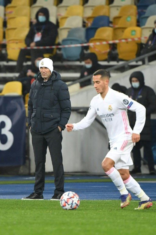 Shakhtar Donetsk 2-0 Real Madrid: Defeat mounts pressure on Zidane, 'I am not going to resign'