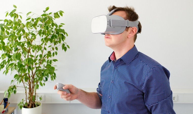 VR and Pain Reduction