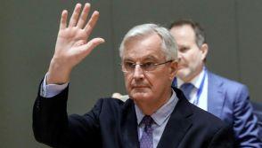 European Union chief negotiator Michel Barnier