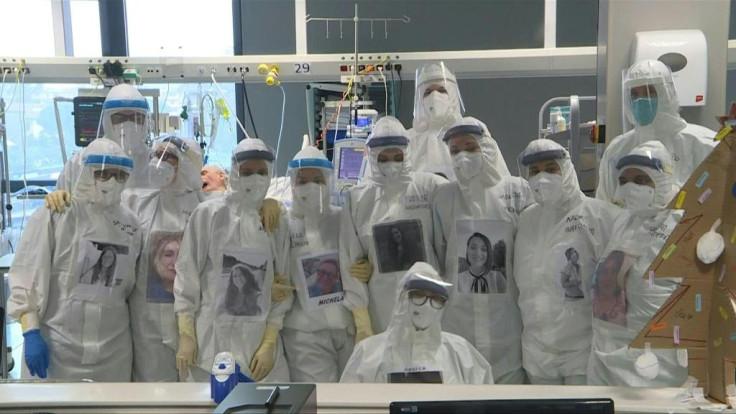 Italian healthcare workers