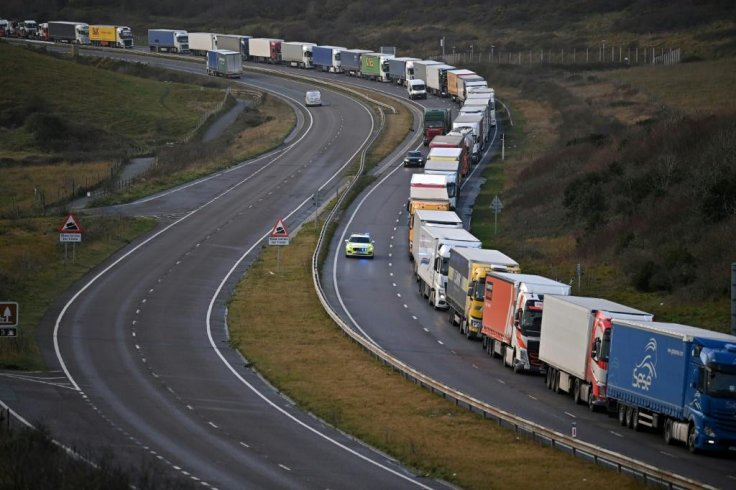Brexit transport delays
