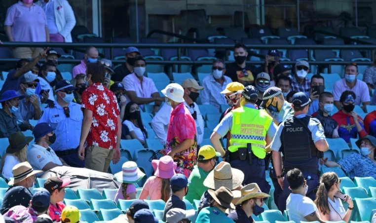 Sydney Test match