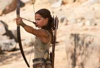 """Alicia Vikander in the 2018 film """"TombRaider"""""""