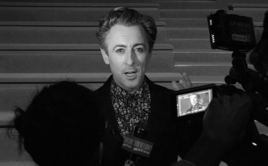 Alan Cumming during the 2011 New York