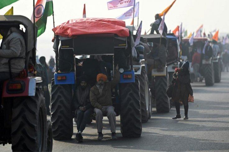 India orders extra forces into Delhi after farmers storm iconic Red Fort