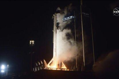 SpaceX Heavy Falcon