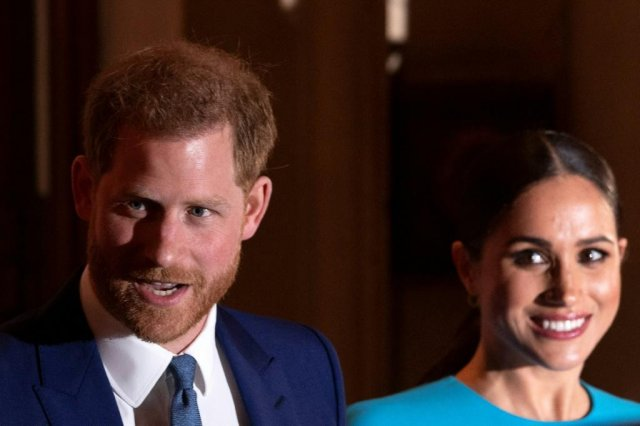 Prince Harry, Meghan Markle file legal dispute on use of