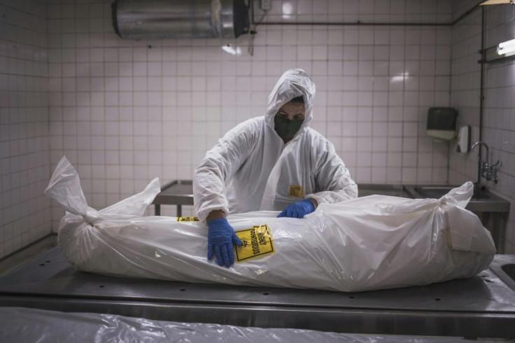 Morgue Attendant