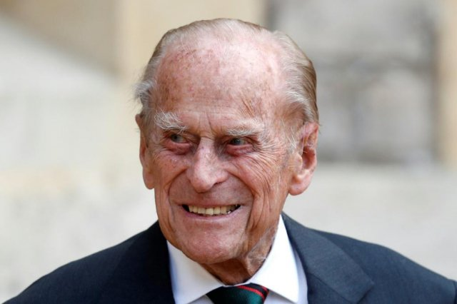 Prince Philip health update: Prince William says Duke of Edinburgh is doing 'OK'