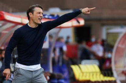 Monaco's German-born coach Niko Kovac