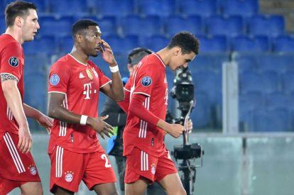 Bayern Munich's England Under-21 midfielder Jamal Musiala
