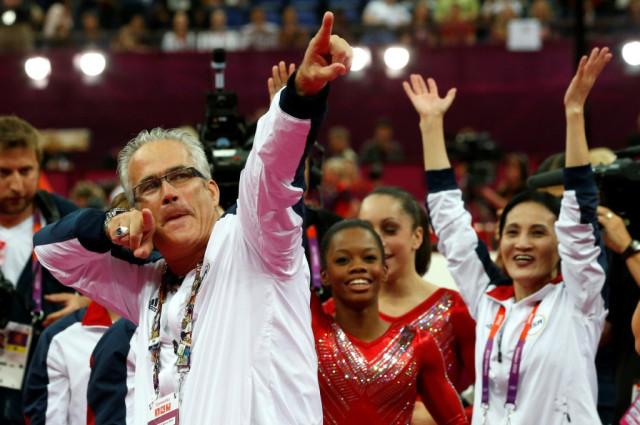 Former US gymnastics coach found dead of suspected suicide after sex crime allegations
