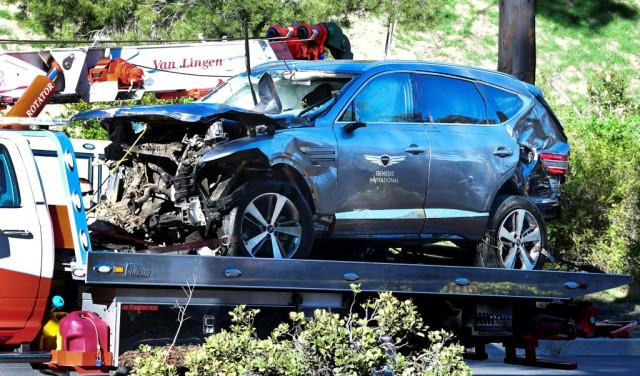 Tiger Woods 'healing' after possible 'medical episode' led to car crash