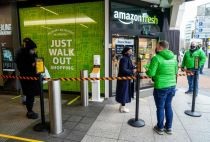 Amazon contactless grocery
