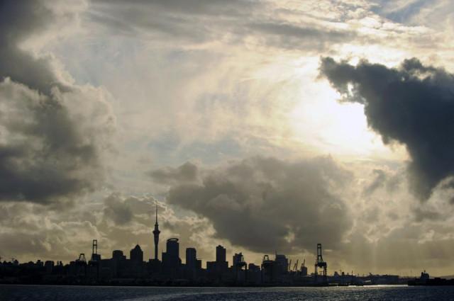 Mass evacuations as large quakes spark Pacific-wide tsunami alert